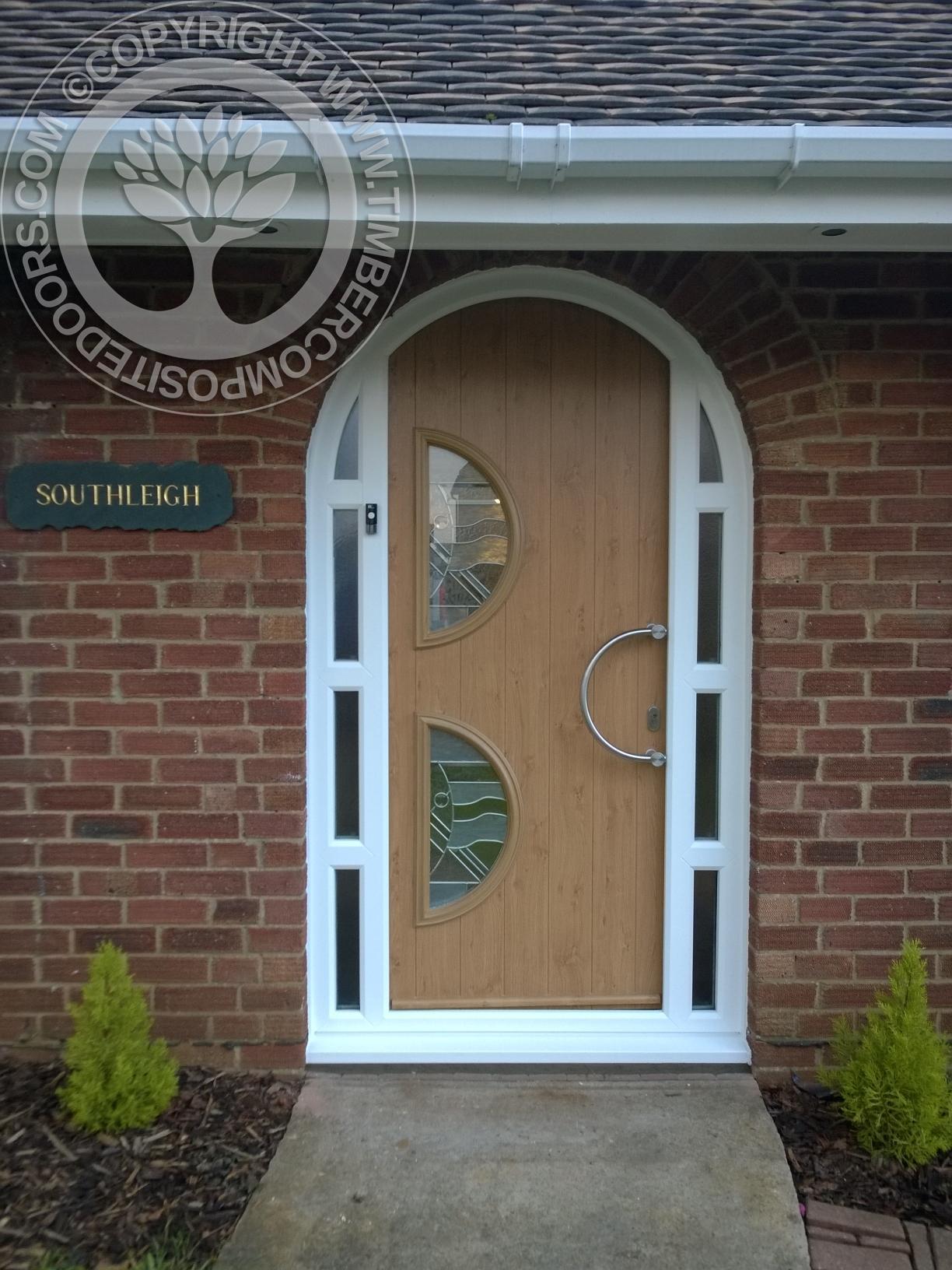 Solidor Composite Door by Timber Composite Doors