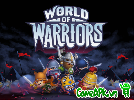World of Warriors v1.5.1 hack tiền cho Android