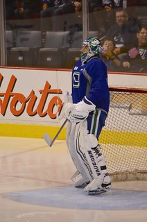 Vancouver Canucks Open Practice