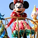 Disney's Santa Village Parade 2014