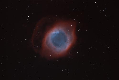 Helix Nebula - Bi-Colour