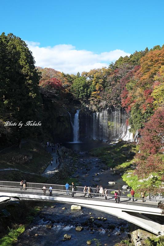 @白糸の滝 by Nakabo