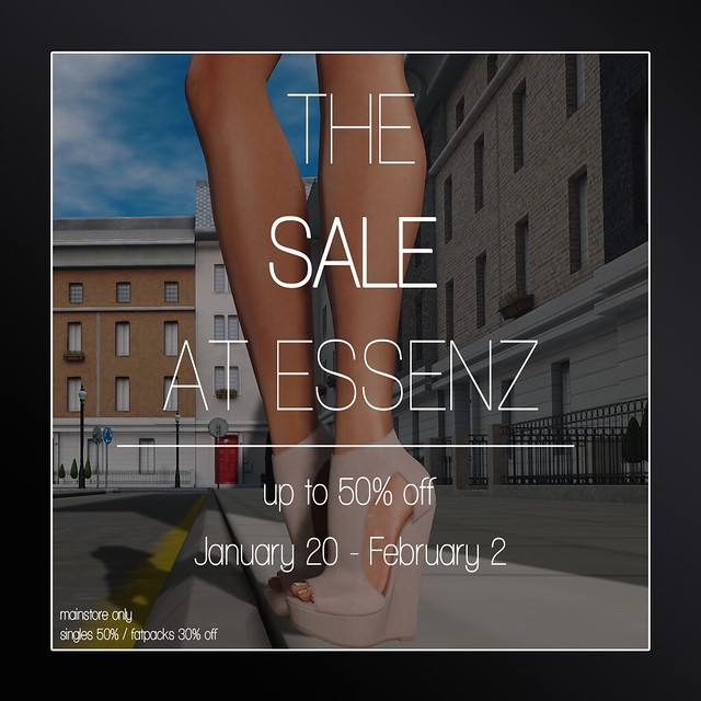 The Sale at Essenz
