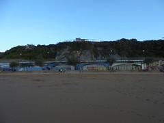 Atardecer en la Playa de Sopela
