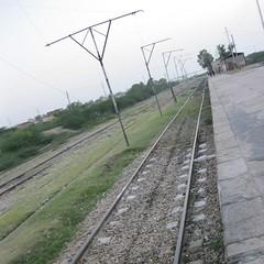 #Railway #track.........