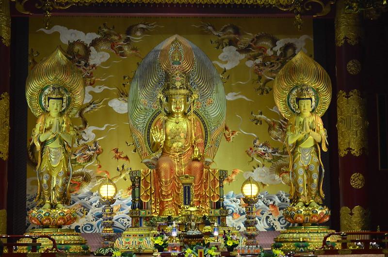 Maitreya Trinity