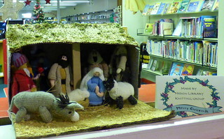 Nativity Knit and Natter