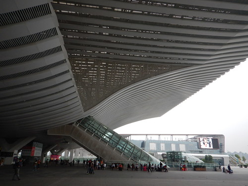 China - Shenzen Train Station (1)