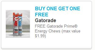 photograph relating to Gatorade Coupons Printable named 3 Refreshing BOGO Free of charge Gatorade Printable Discount coupons (expire 3/31
