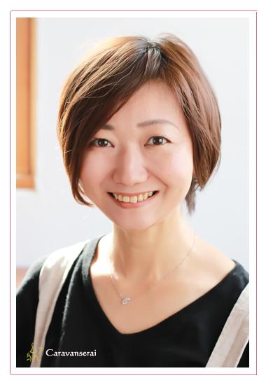 プロフィール写真 ポートレート写真 出張撮影 Nijiiro Lamp にじいろらんぷ 山田貴子 愛知県瀬戸市