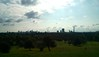 central London from Primrose Hill
