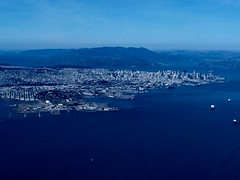 San Francisco via Virgin America