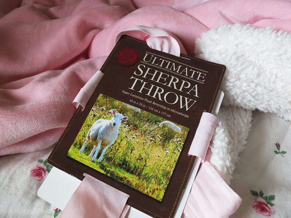 Costco 羊毛毯 (3)