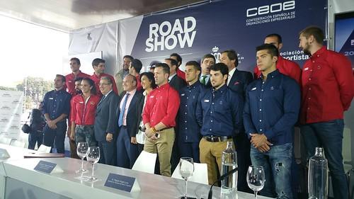 """AionSur 15861429416_42d2d3c150_d Presentado en Sevilla el Programa """"España Compite"""" Deportes Provincia"""