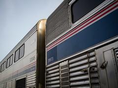 Amtrak Superliner v. Santa Fe Hi-Level