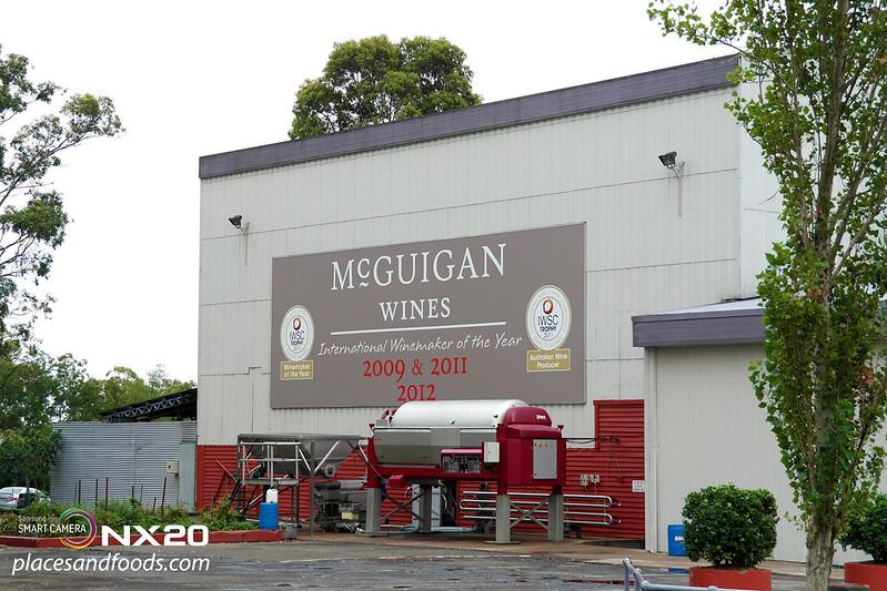 hunter valley mcguigan winery