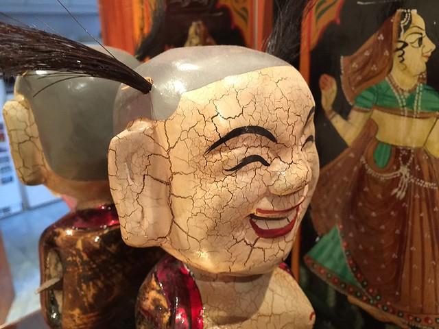 Marioneta de agua de Vietnam