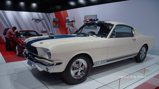 1966 Ford Shelby GT350