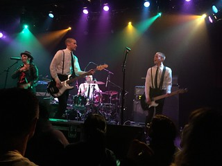 2014-12-02 The interrupters @ the independent