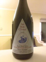2005 Au Bon Climat \