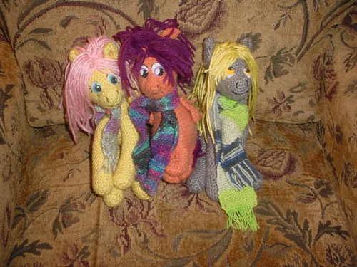 scarves poni
