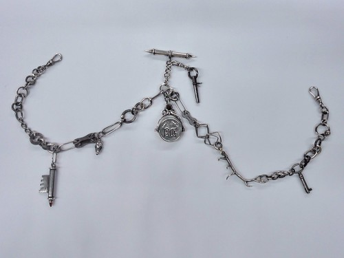 My Own Watch Chain, Completed - 1