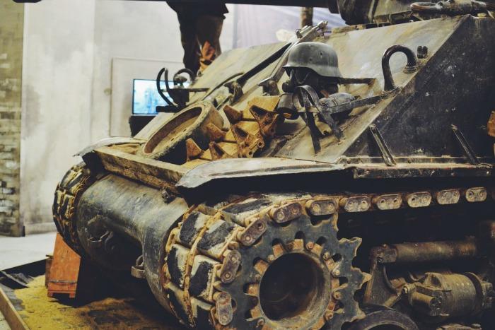 fury tank museum