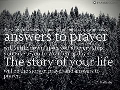 Story of Prayer