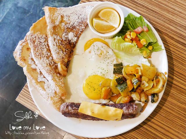 中山站可愛鬆餅早午餐荷蘭小鬆餅 (12)