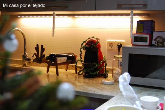 Navidad en la cocina