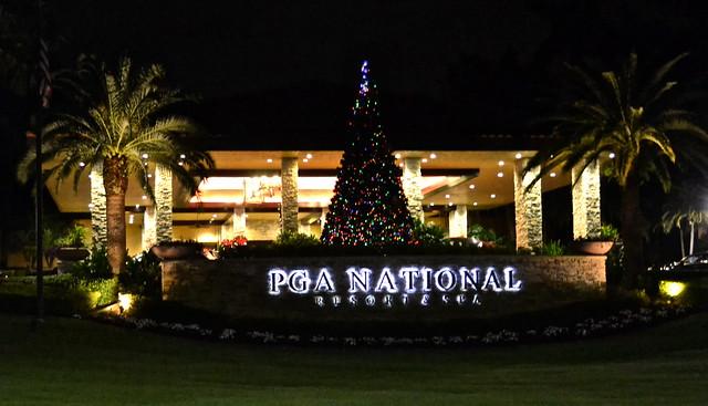 PGA National Resort and Spa, Palm Beach Florida