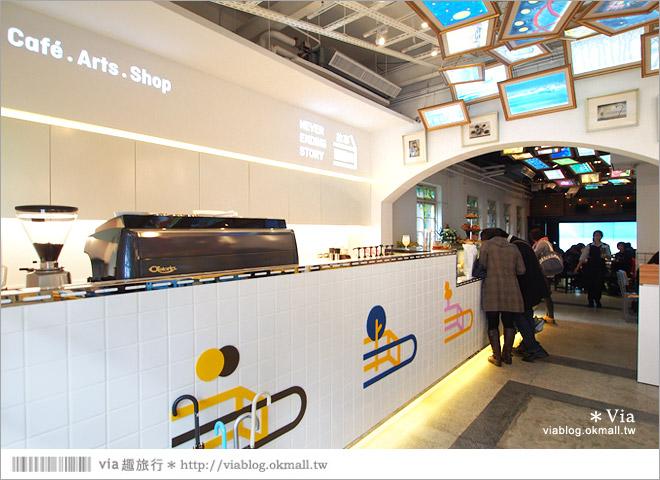 【台北幾米餐廳】華山幾米品牌概念餐廳~故事團團轉/是美味的餐廳,更是文創概念店16