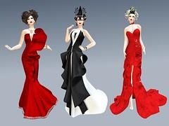 MVW Kelini Gowns