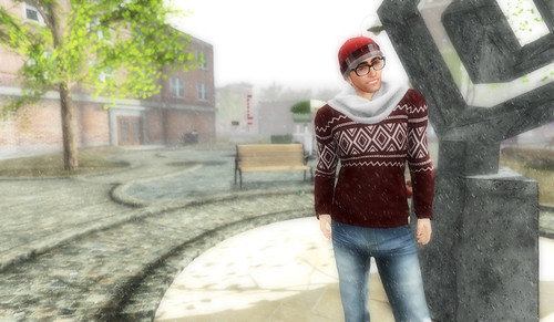 Snowy Lance