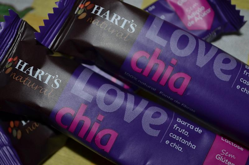 Produtos Hart's Natural – Love Chia