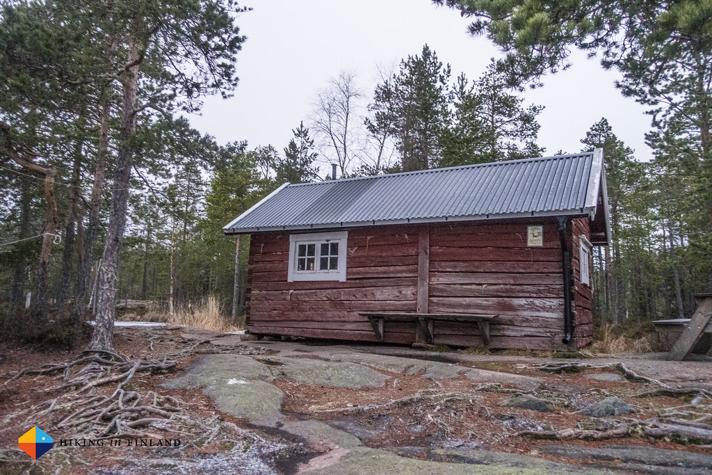Tärnättvattnen Stuga, Skuleberget National Park