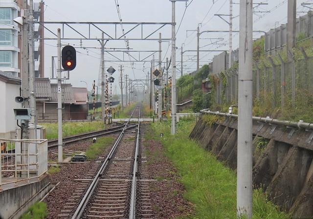新幹線と近江鉄道の隣接具合【景観補償関連】 (2)