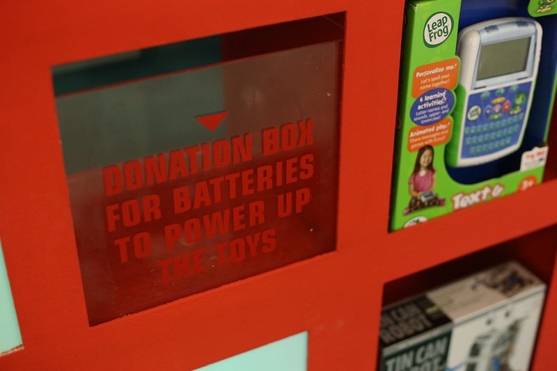 The Malaysian public are encouraged to donate Energizer batteries to power up toys donated by Energizer