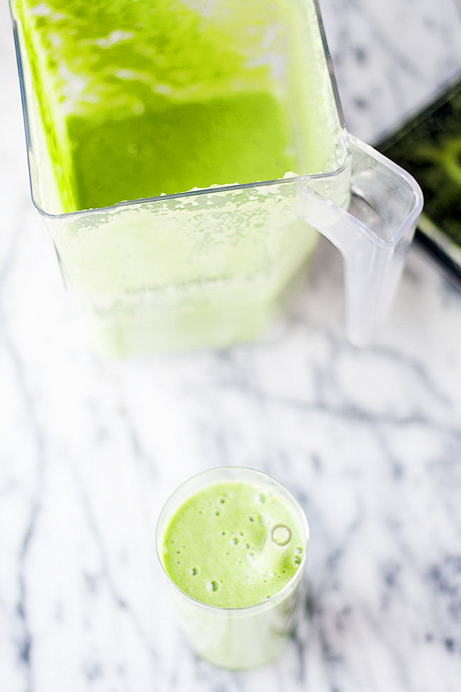 headache helper green juice