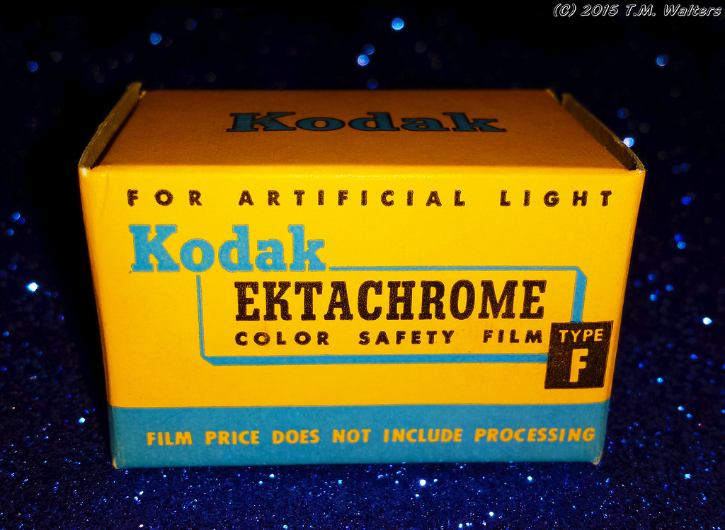 Early Kodak Ektachrome