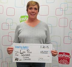 Lori Peck - $5,000 Extreme Cash