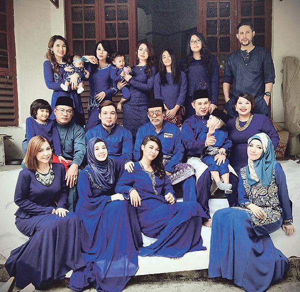 keluarga maembong emma