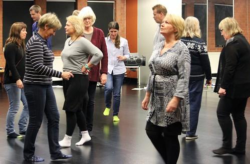Rytmik och dans med pedagoger i Simrishamns kommun