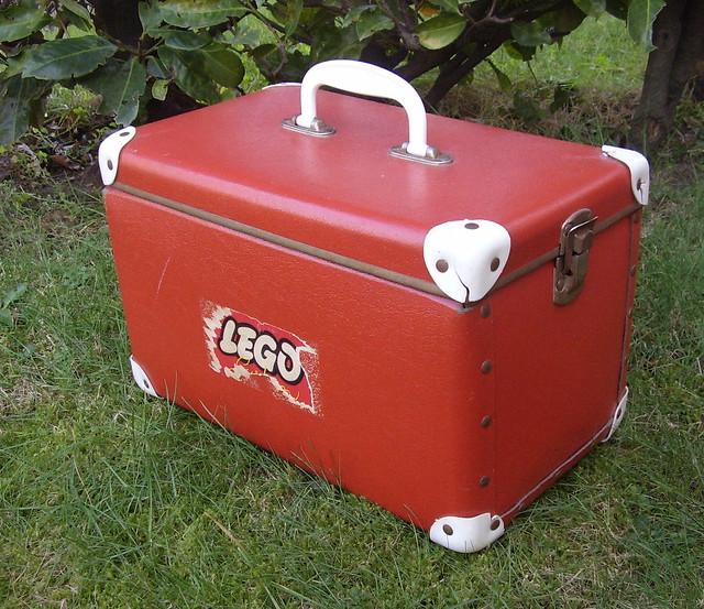 portaoggetti LEGO 17