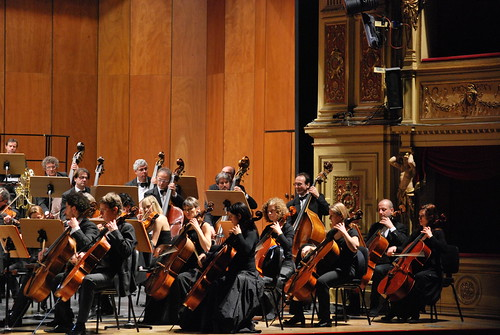 I violoncelli dell'Orchestra di Trieste