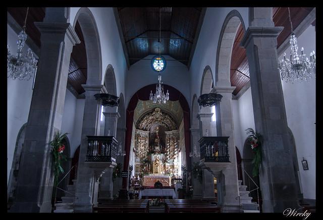Iglesia de San Jorge en Nordeste