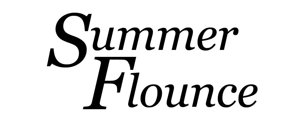 Summer Flounce