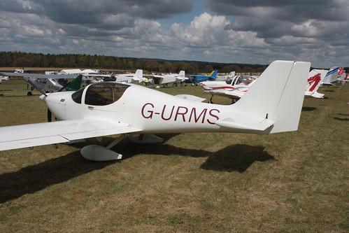 G-URMS Popham 300416