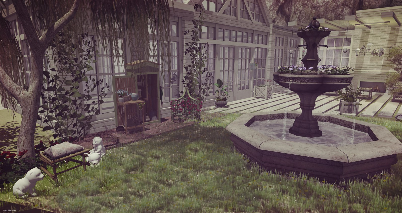 Home & Garden Therapy # 253