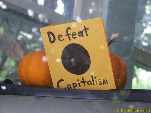 Defeat Capitalism!